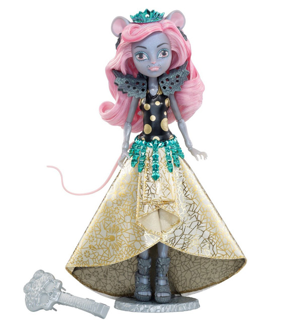 Boo York Gala Ghoulfriends Mouscedes King Doll