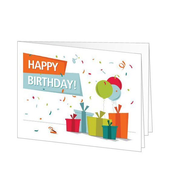 Gift Cards - Print at Home