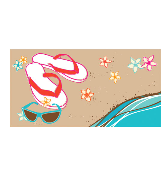 Gift Cards - Beach time